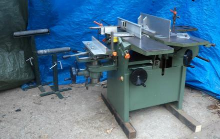 +Woodworking+Machines Robland / Startrite K260 Universal Woodworking ...
