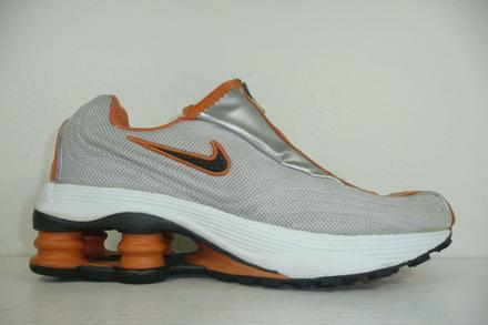 Nike Shox R4, Plus Téméraire Fermeture Éclair