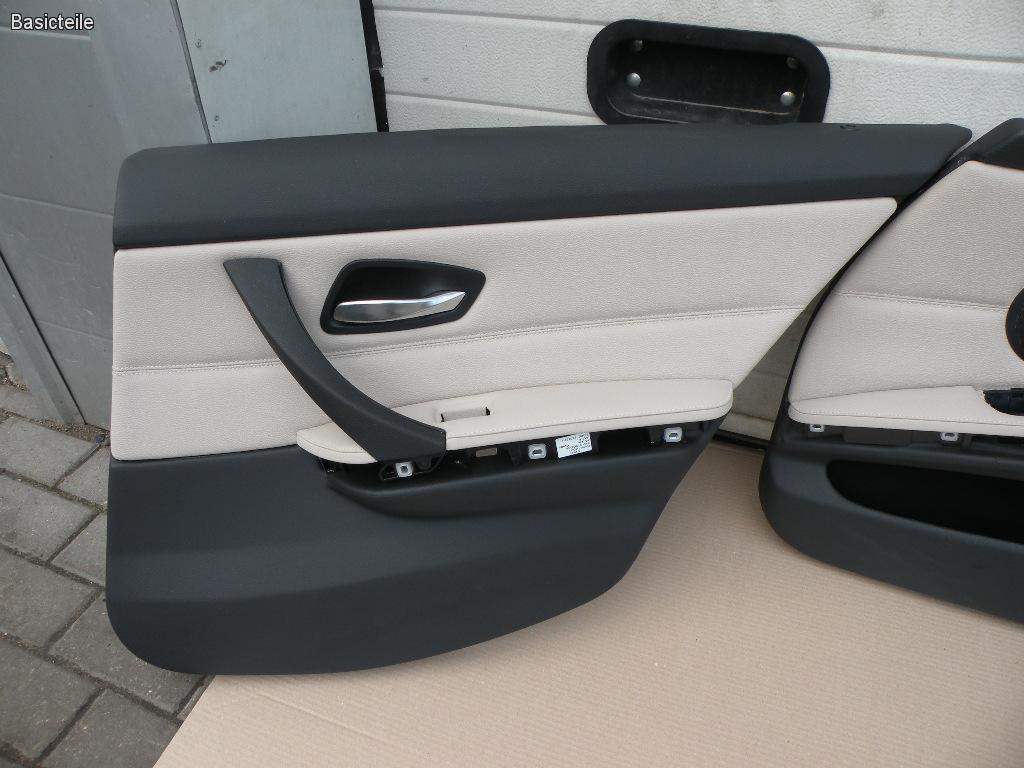 bmw e90 leder innenausstattung sitze komplett leder dakota. Black Bedroom Furniture Sets. Home Design Ideas