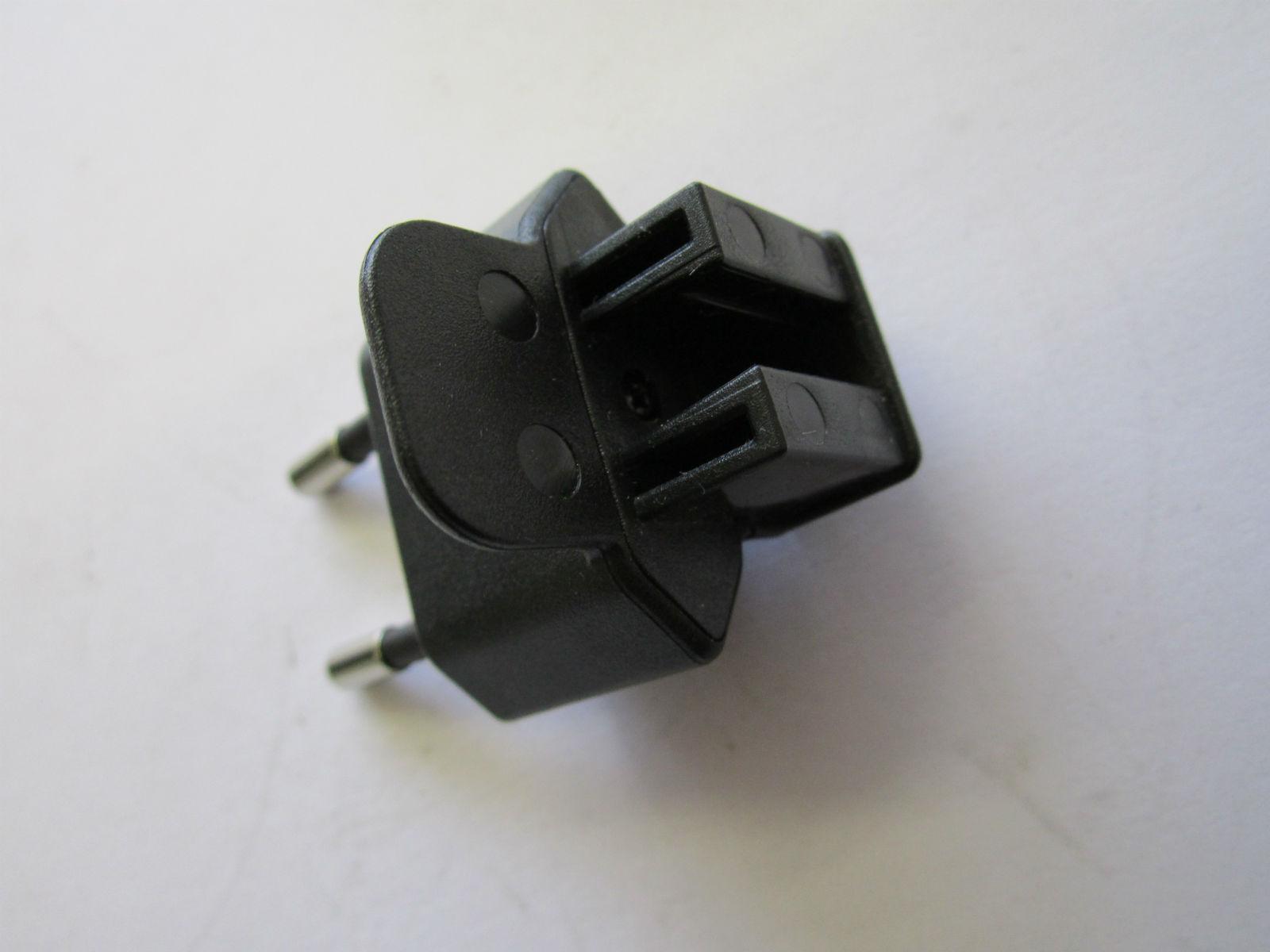 EU Slide Attachment Plug Piece for APD Asian Power Devices Adaptor