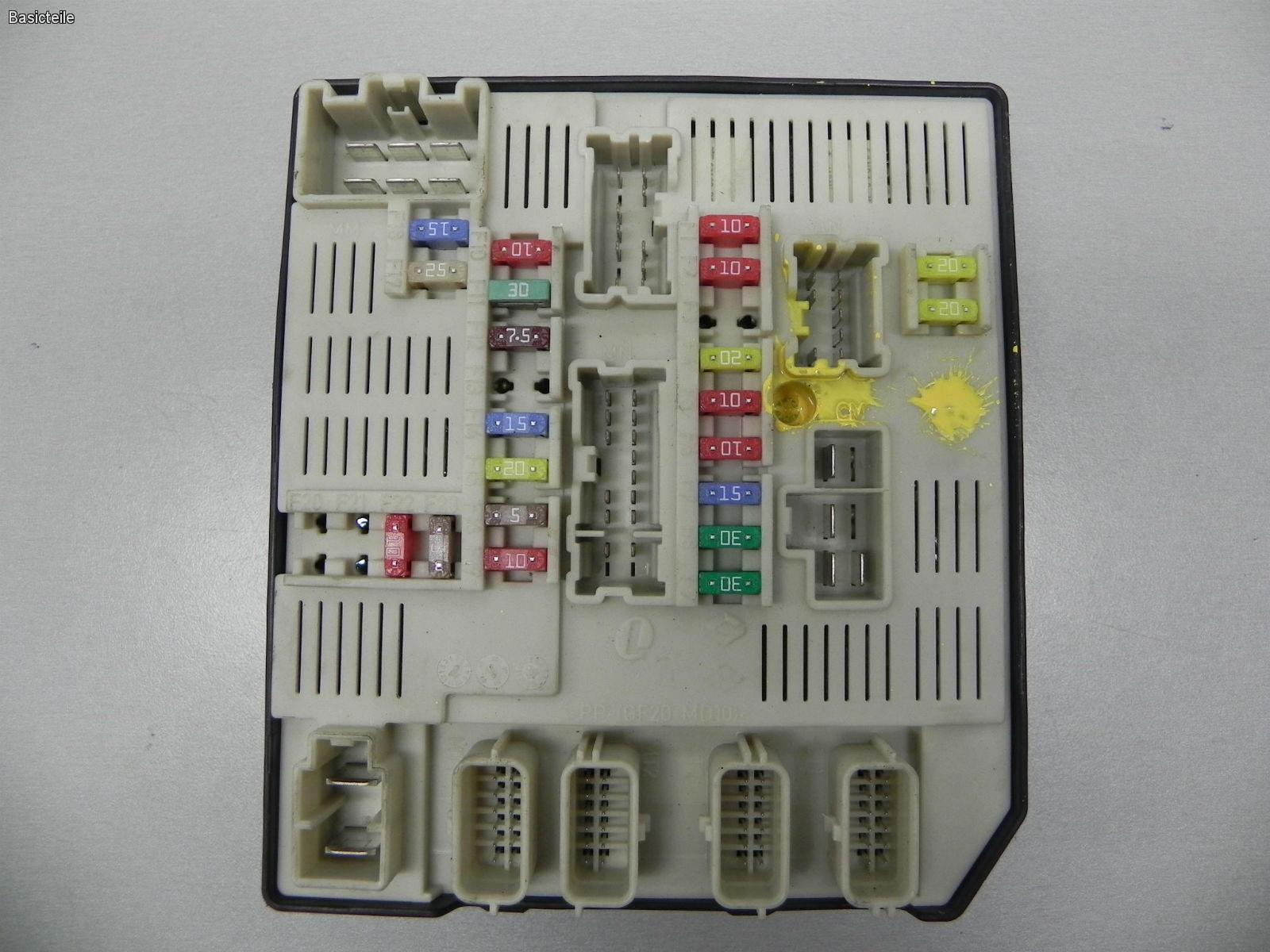 laguna 3 fuse box layout   24 wiring diagram images