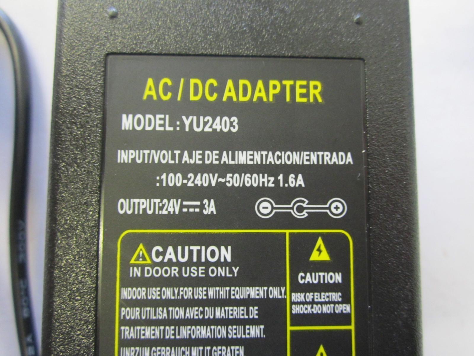 24v Ac Adaptor Power Supply For Roland Desktop Vinyl