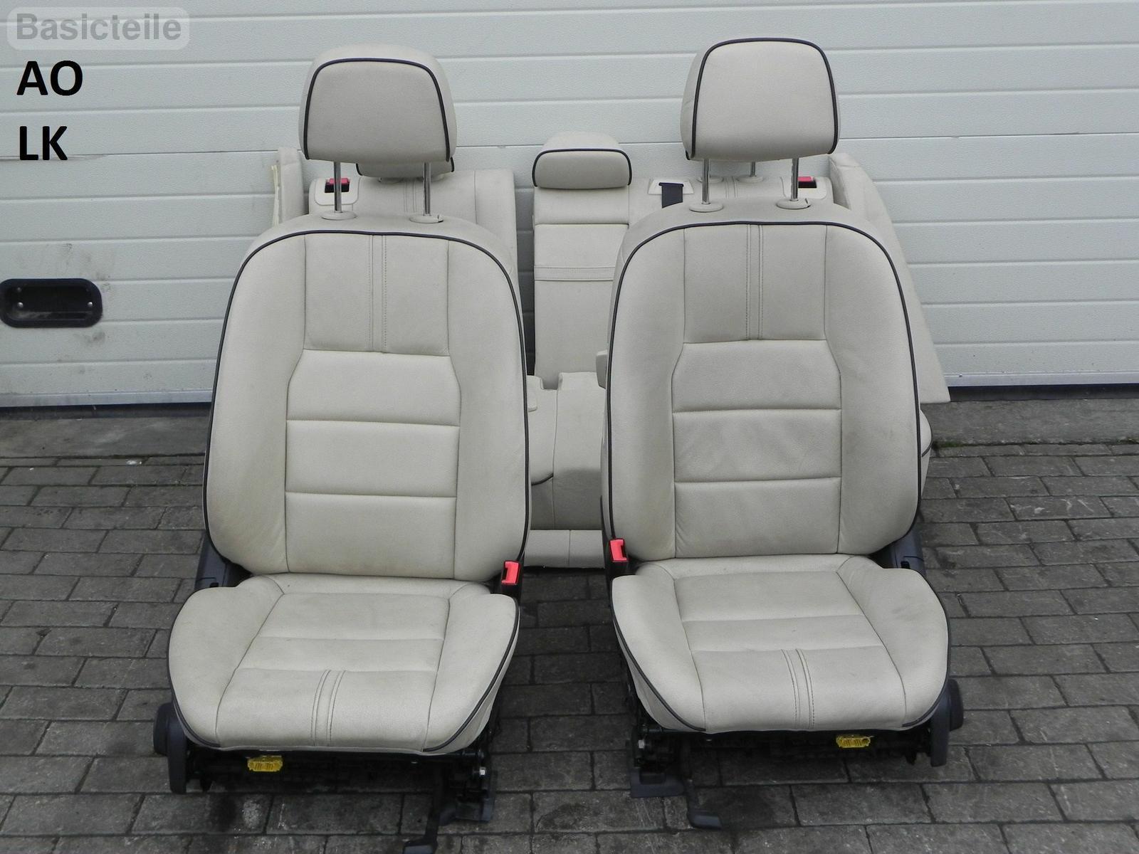 Mercedes benz glk x204 leder sitze komplett mit heizung for Mercedes benz leather seats