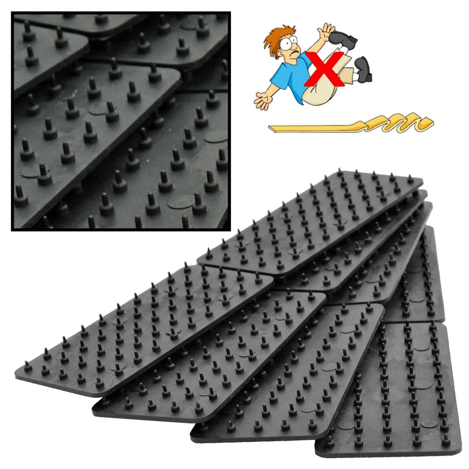 Mat Grips X 4 Non Slip Slide Anti Skid Carpet Rug
