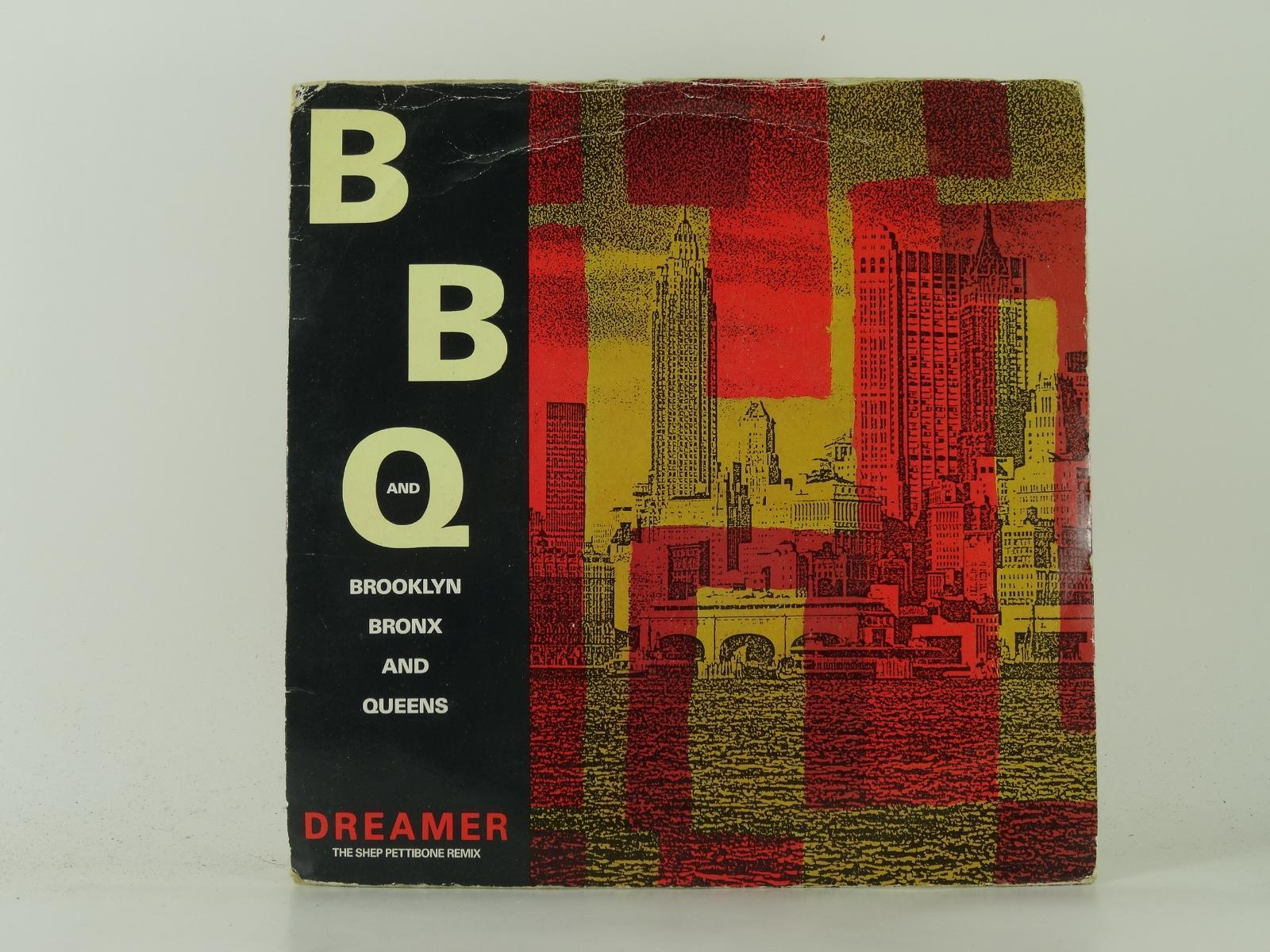 BROOKLYN-BRONX-AND-QUEENS-DREAMER-45-VG-VG-2-Track-7-034-Single-Picture-Sleev
