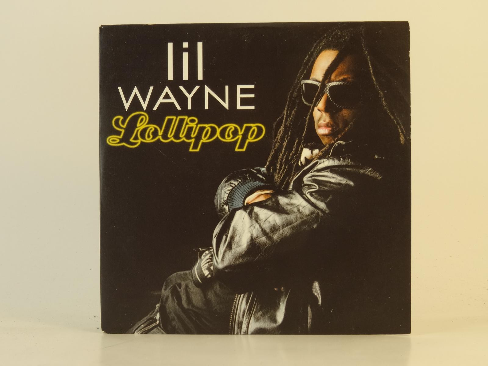 Lil Wayne Lollipop D70 3 Track Promo Cd Single Card Sleeve Universal Records Ebay