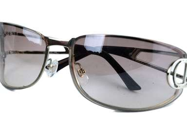 cca1fc3ff9bdc Authentic Christian Dior Logo DIORISSIMO F 3YGBU 67-14 115 Sunglasses Italy.  Photo gallery