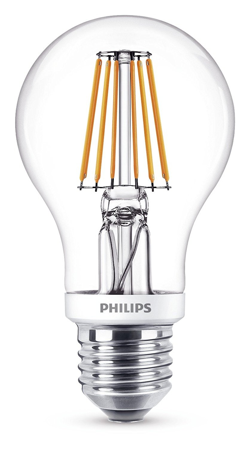 7 806 Bulb E27 Lumen Philips White About Details Screw Warm Lamp Led 5w60w AA60 Dimmable rxeCBWod