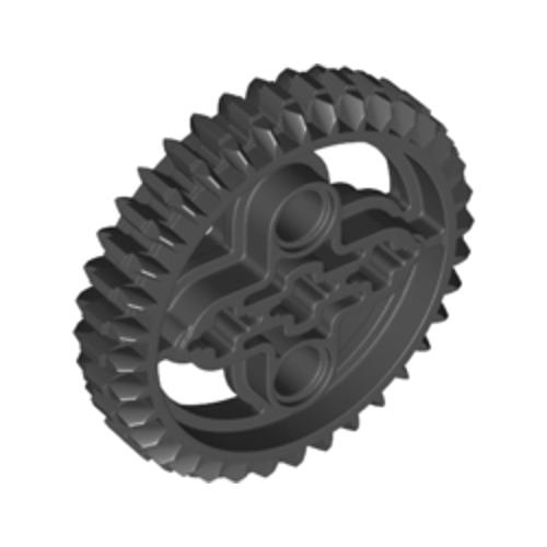 Vintage Lego Technic Grey 3648 Gear Cog Wheel 8094