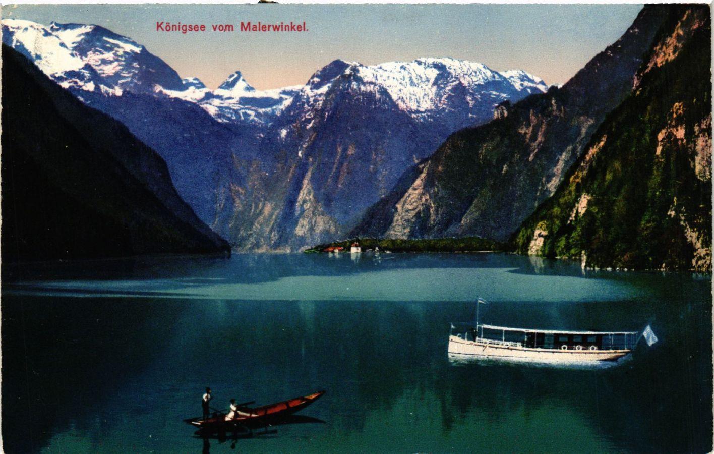 CPA-AK-Konigssee-vom-Malerwinkel-GERMANY-878784