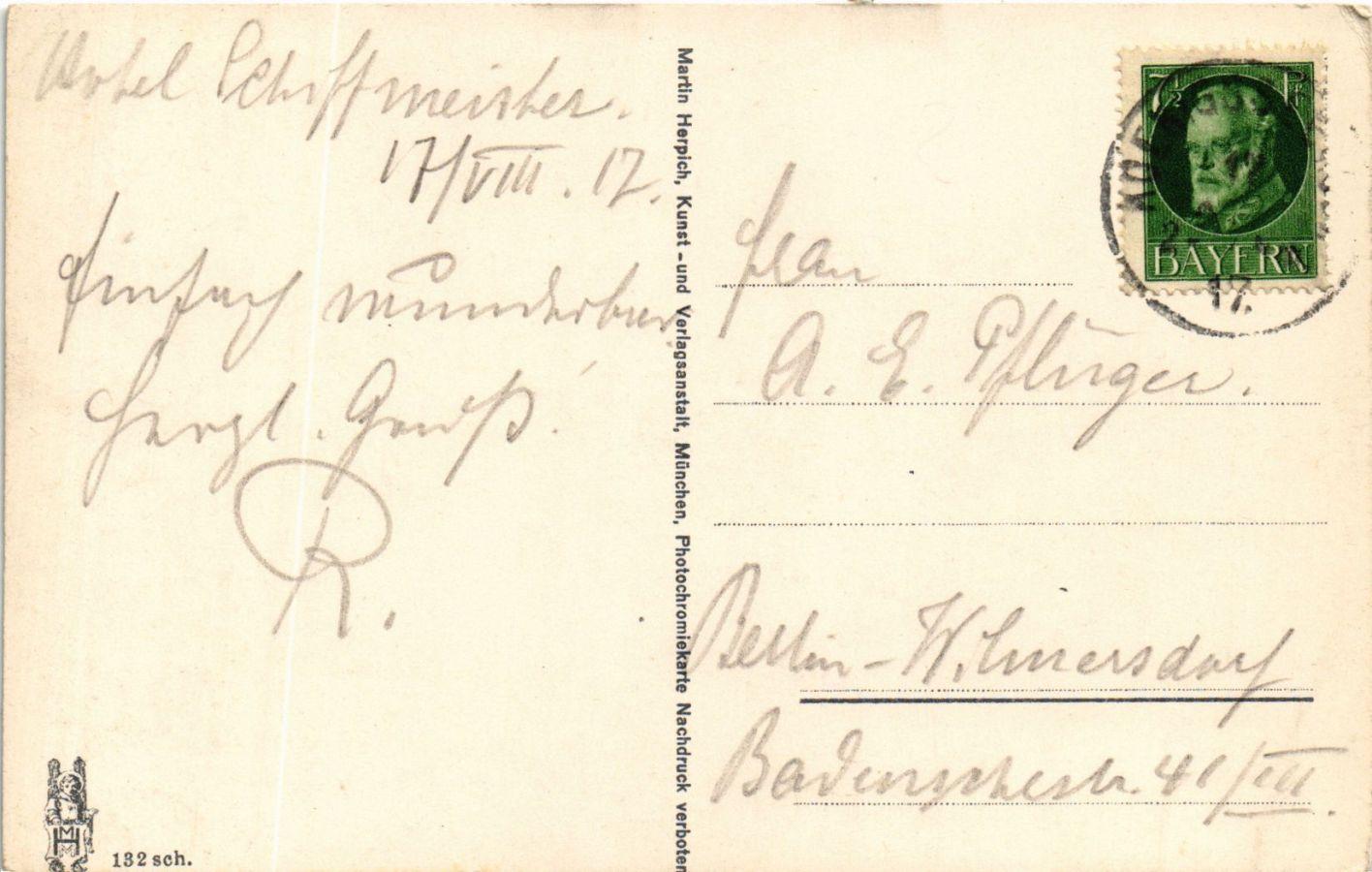 CPA-AK-Konigssee-vom-Malerwinkel-GERMANY-878784 miniature 2