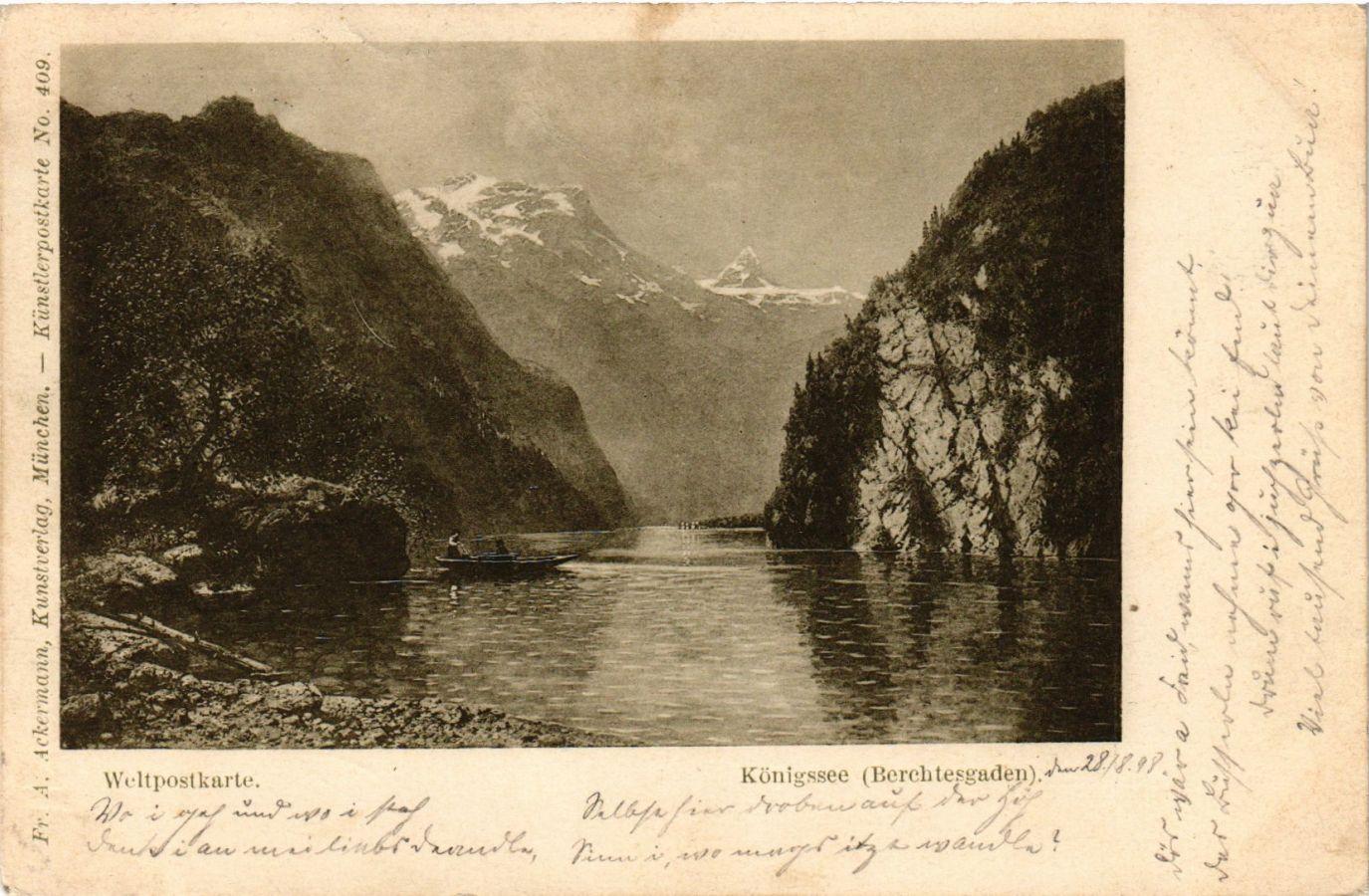 CPA-AK-Konigssee-Berchtesgaden-GERMANY-878875