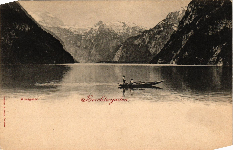 CPA-AK-Konigssee-Berchtesgaden-GERMANY-878889