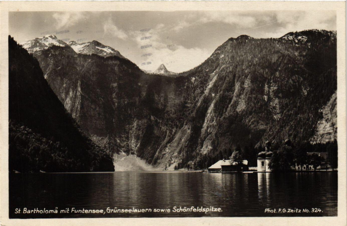 CPA-AK-St-Bartholoma-mit-Funtensee-GERMANY-878897