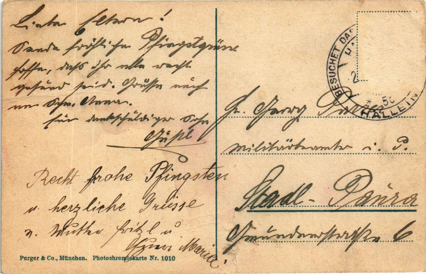 CPA-AK-Konigssee-St-Bartholoma-GERMANY-878918 miniature 2