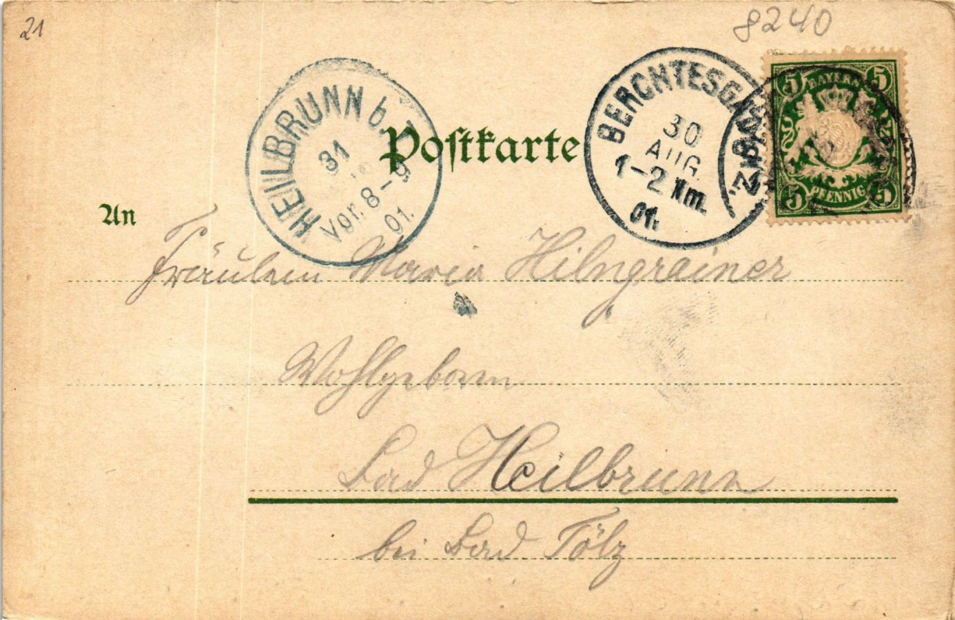 CPA-AK-Konigssee-St-Bartholoma-GERMANY-878944 miniature 2