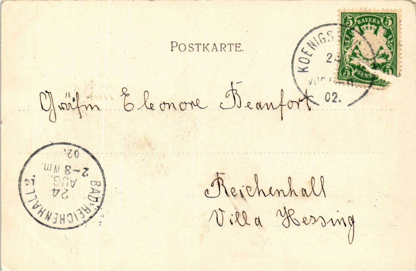 CPA-AK-Konigssee-St-Bartholoma-GERMANY-878954 miniature 2