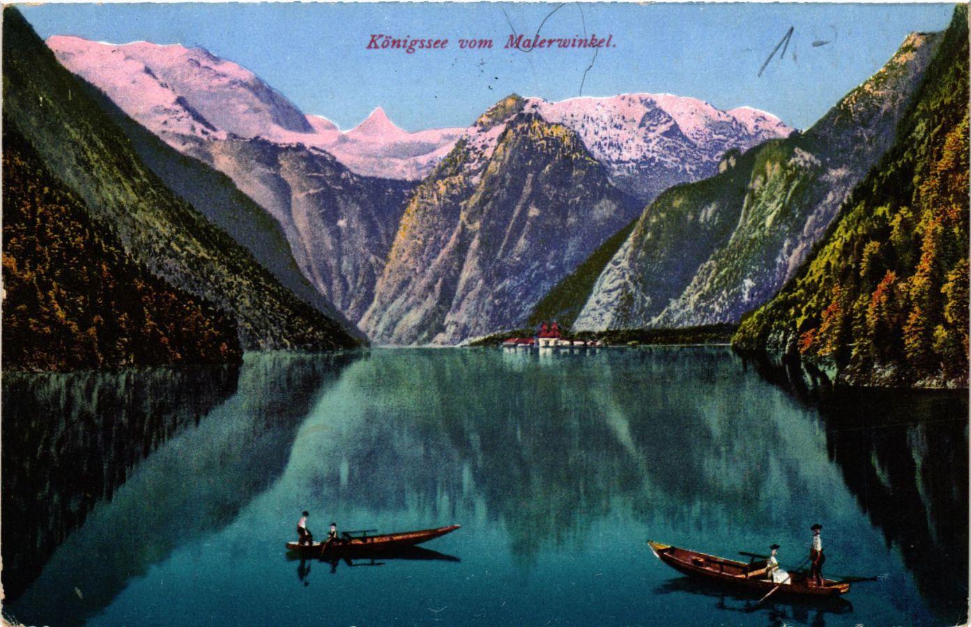 CPA-AK-Konigssee-vom-Malerwinkel-GERMANY-878982
