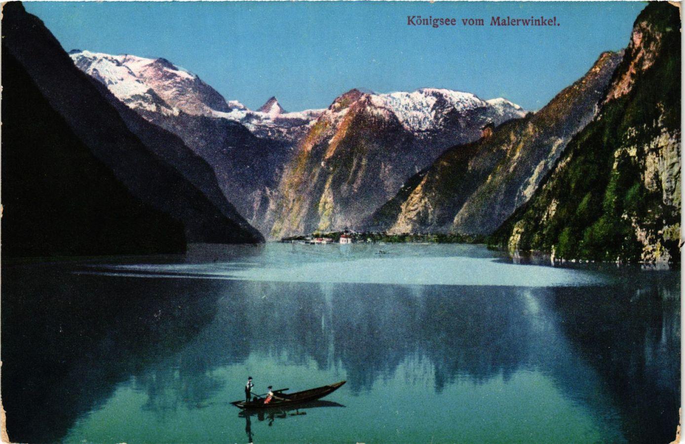 CPA-AK-Konigssee-vom-Malerwinkel-GERMANY-878800