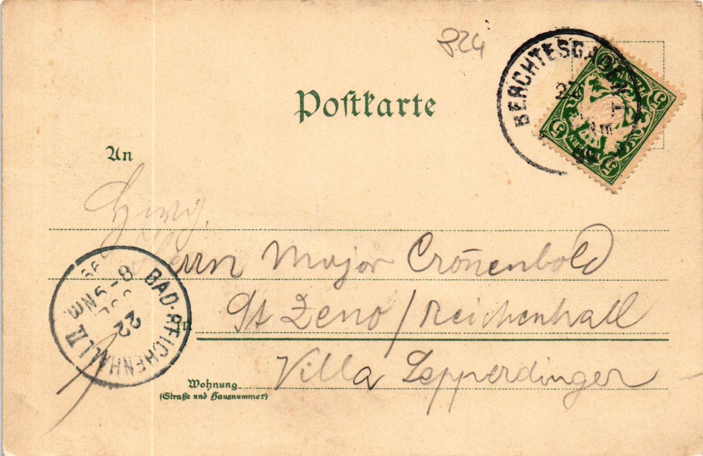 CPA-AK-Konigssee-GERMANY-879449 miniature 2