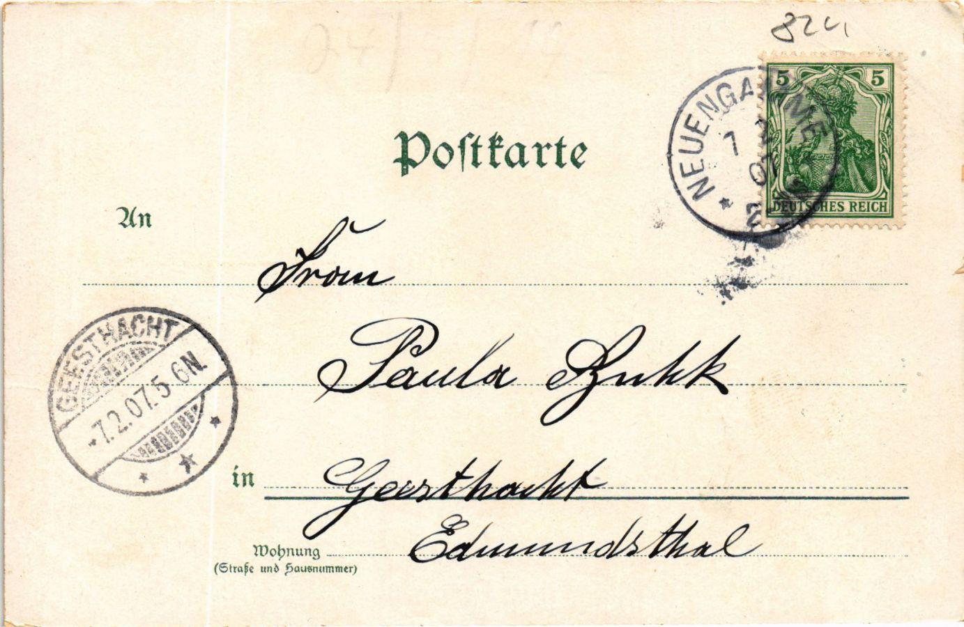 CPA-AK-Gruss-vom-Konigsee-GERMANY-879465 miniature 2