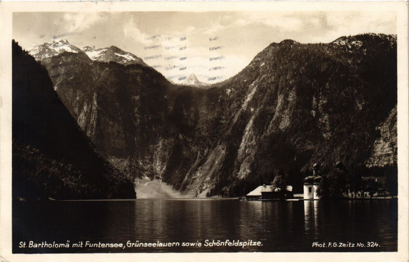 CPA-AK-Konigssee-St-Bartholoma-mit-Funtensee-GERMANY-879315