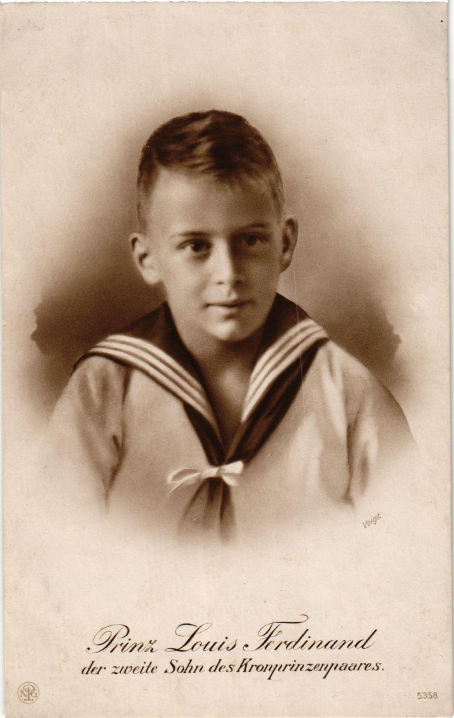 CPA-AK-Prinz-Louis-Ferdinand-v-Preussen-GERMAN-ROYALTY-867456