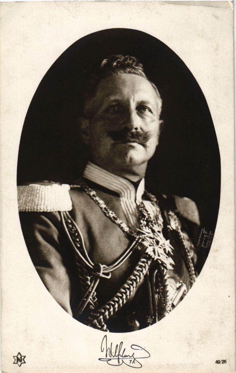 CPA-AK-Kaiser-Wilhelm-II-GERMAN-ROYALTY-867497