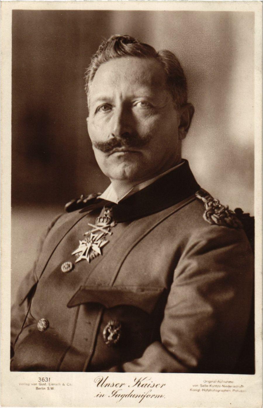 CPA-AK-Kaiser-Wilhelm-II-GERMAN-ROYALTY-867498