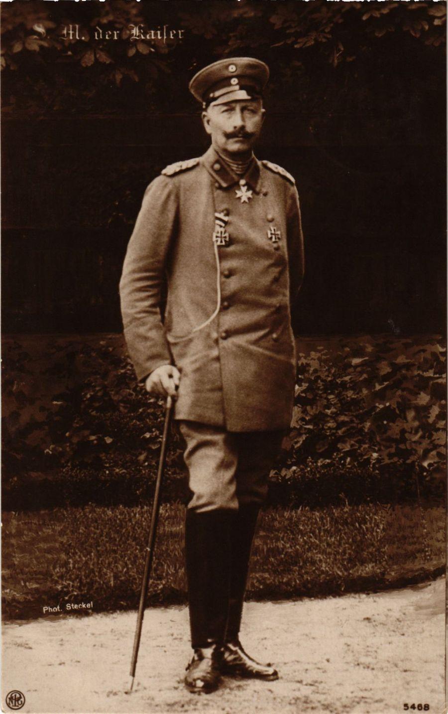 CPA-AK-Kaiser-Wilhelm-II-GERMAN-ROYALTY-867502