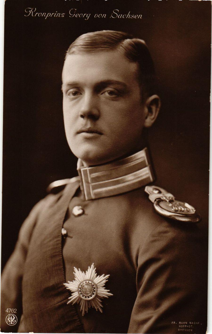 CPA-AK-Kronprinz-Georg-von-Sachsen-GERMAN-ROYALTY-867297