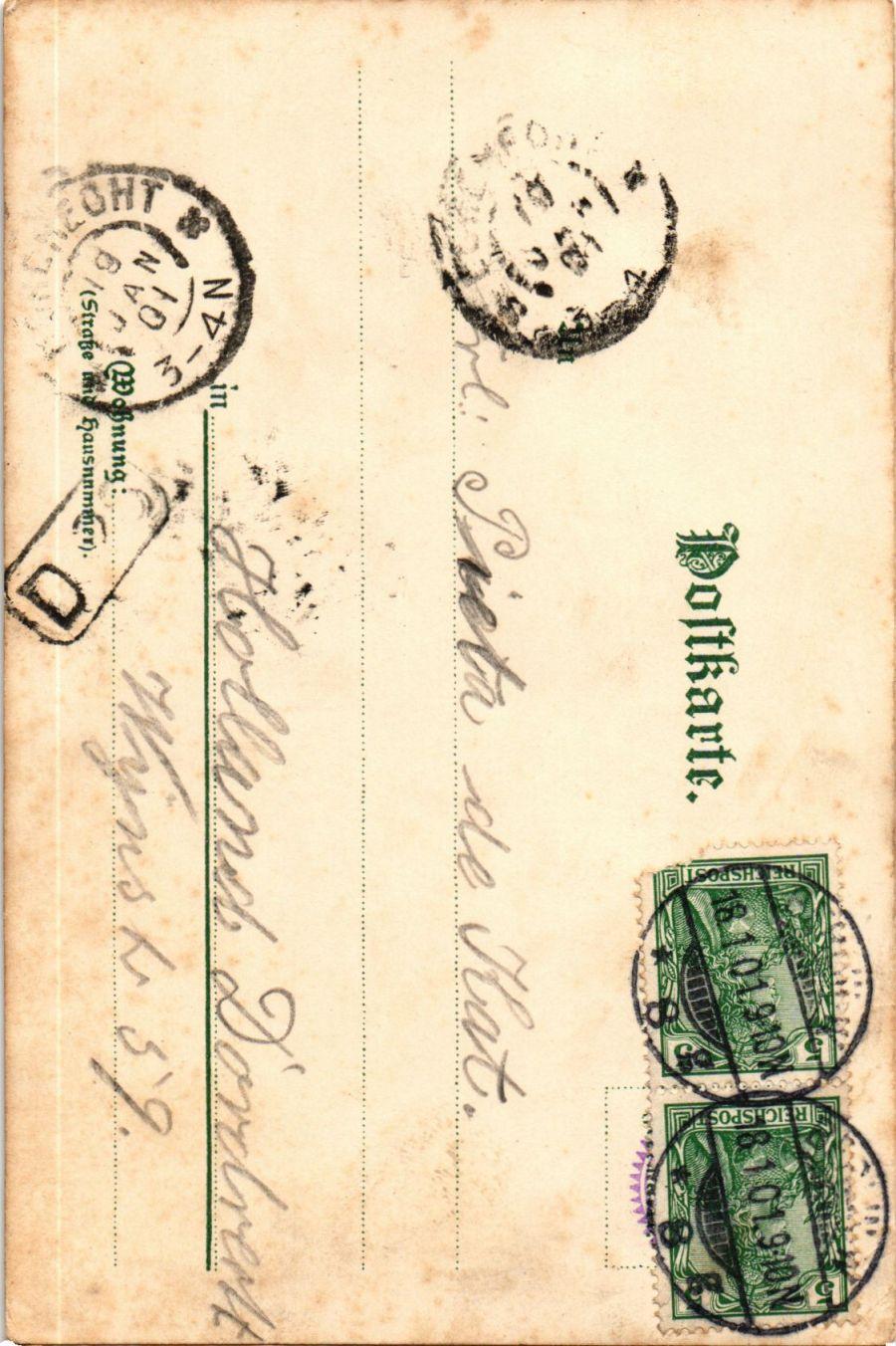 CPA-AK-EMBOSSED-Kaiser-GERMAN-ROYALTY-867611 Indexbild 2