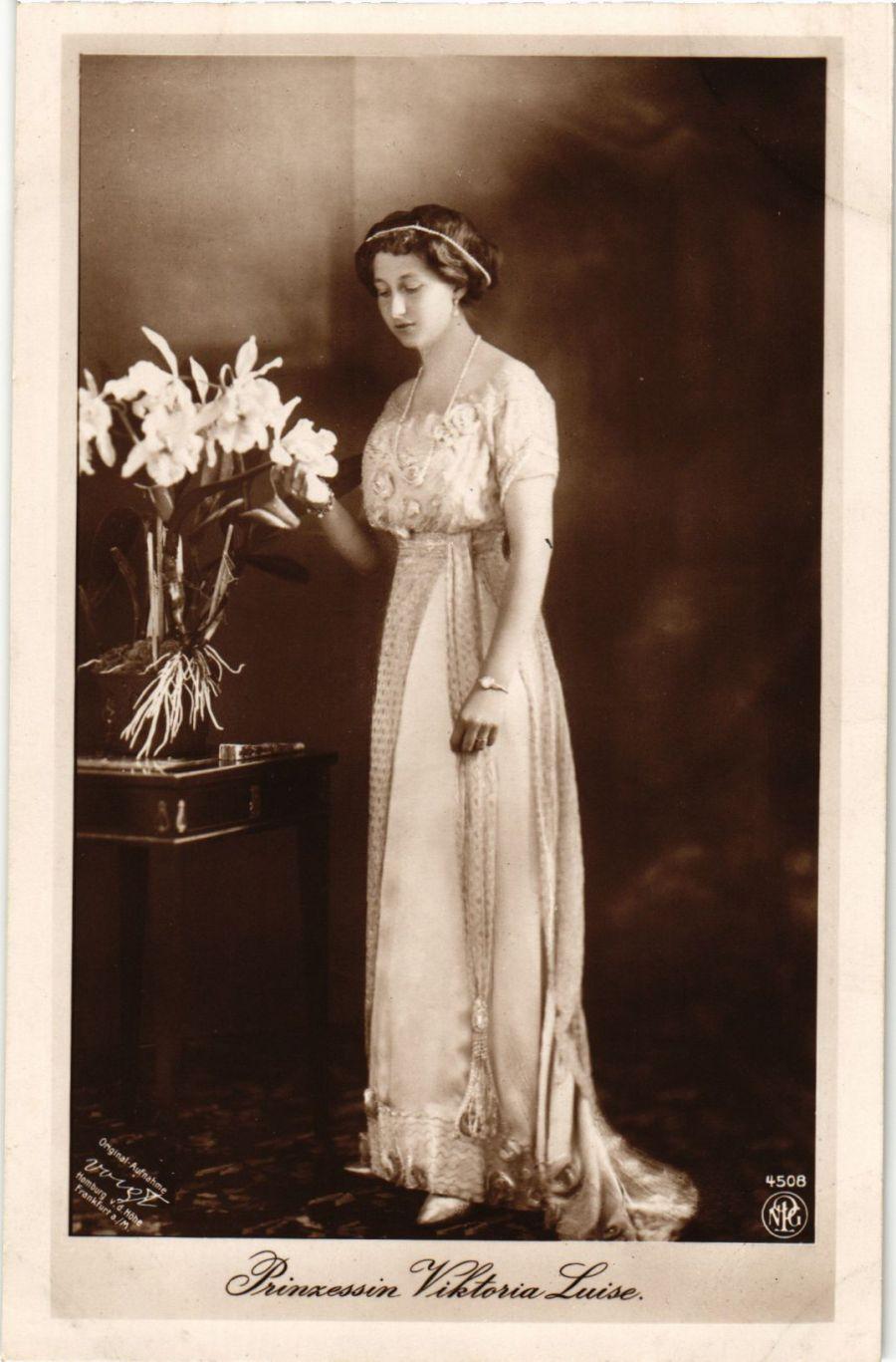 CPA-AK-Prinzessin-Viktoria-Luise-v-Preussen-GERMAN-ROYALTY-867829
