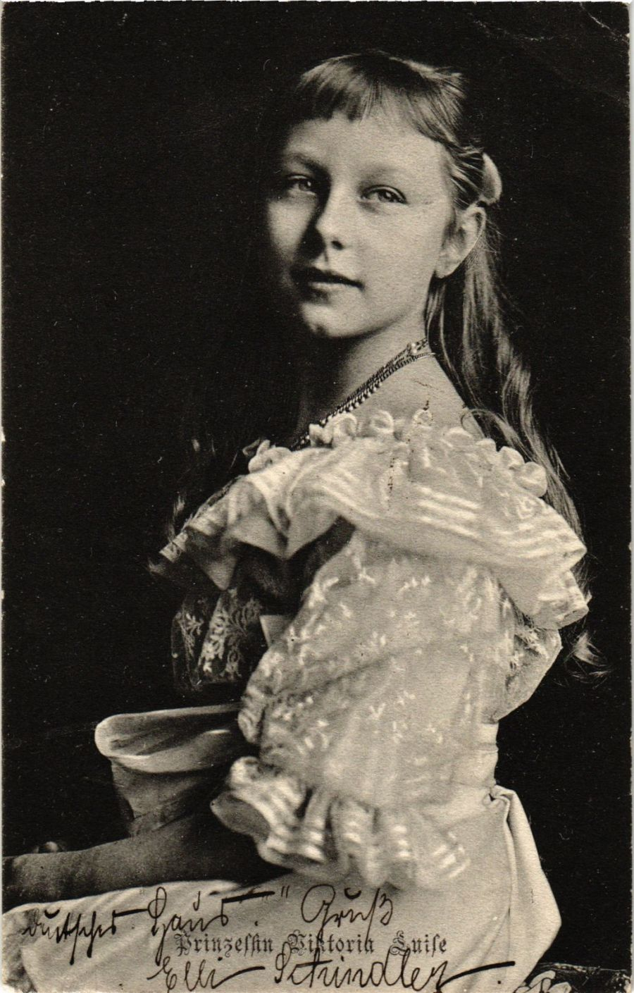 CPA-AK-Prinzessin-Viktoria-Luise-v-Preussen-GERMAN-ROYALTY-867900