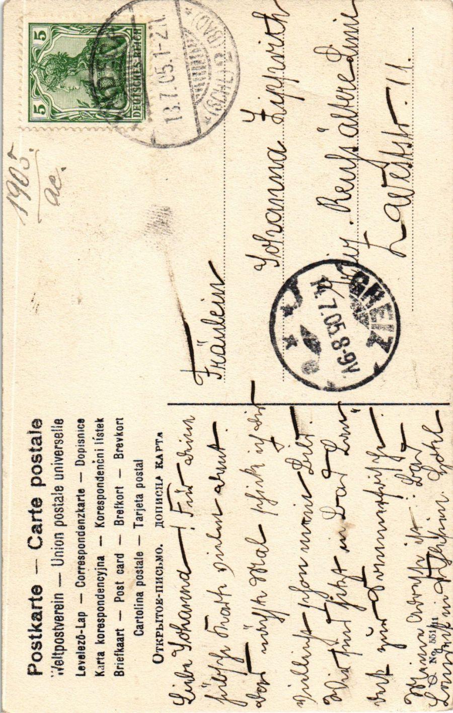 CPA-AK-Prinzessin-Viktoria-Luise-v-Preussen-GERMAN-ROYALTY-867900 Indexbild 2