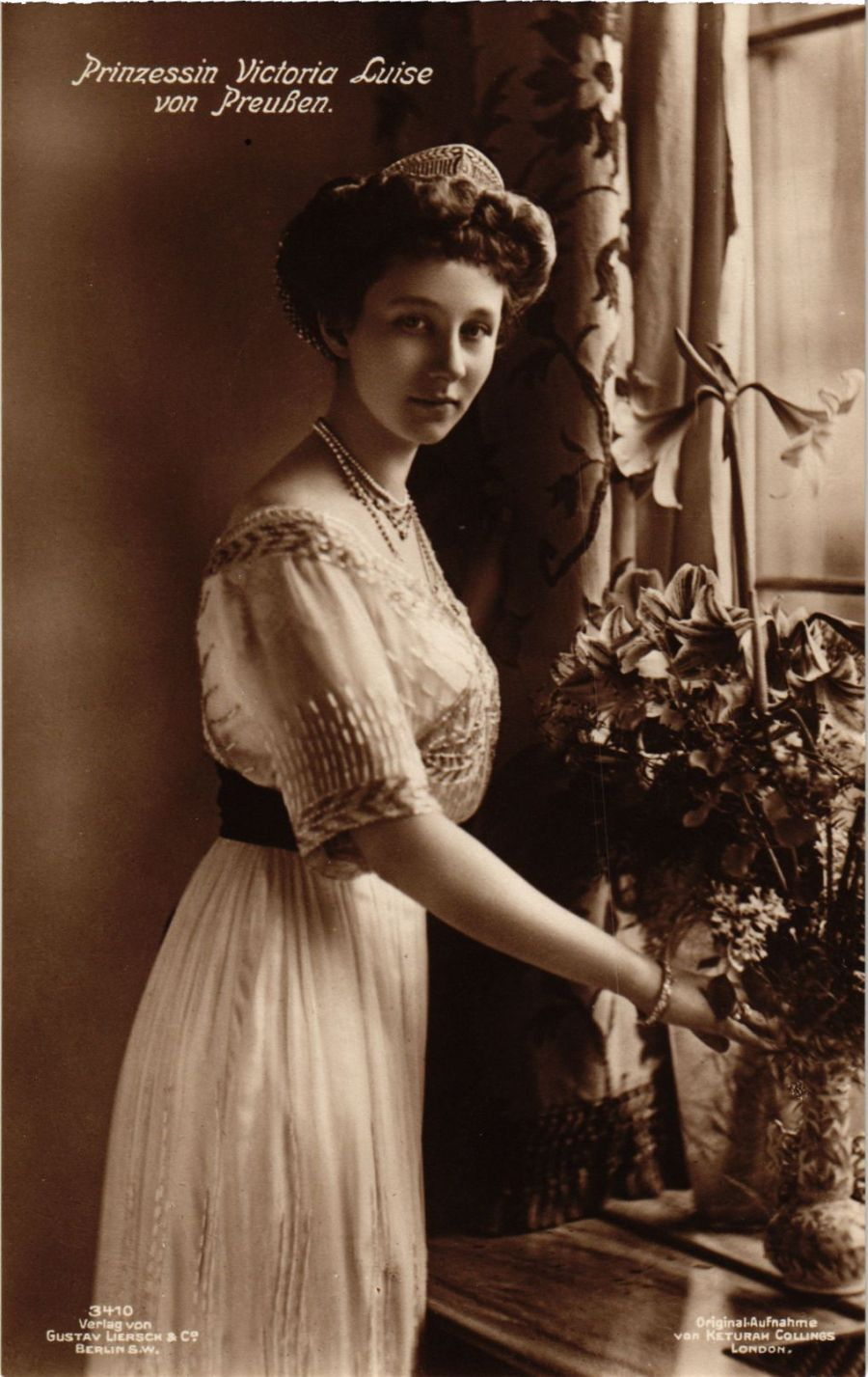 CPA-AK-Prinzessin-Viktoria-Luise-v-Preussen-GERMAN-ROYALTY-867932