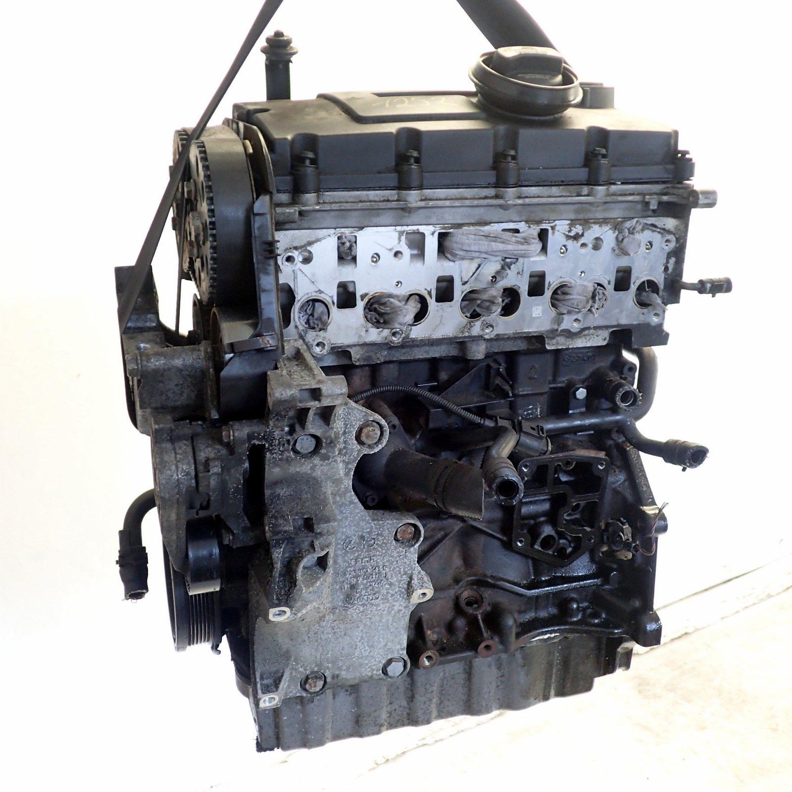 Engine-Bare-BKD-Ref-1252-VW-Touran-mk1-2-0-Tdi